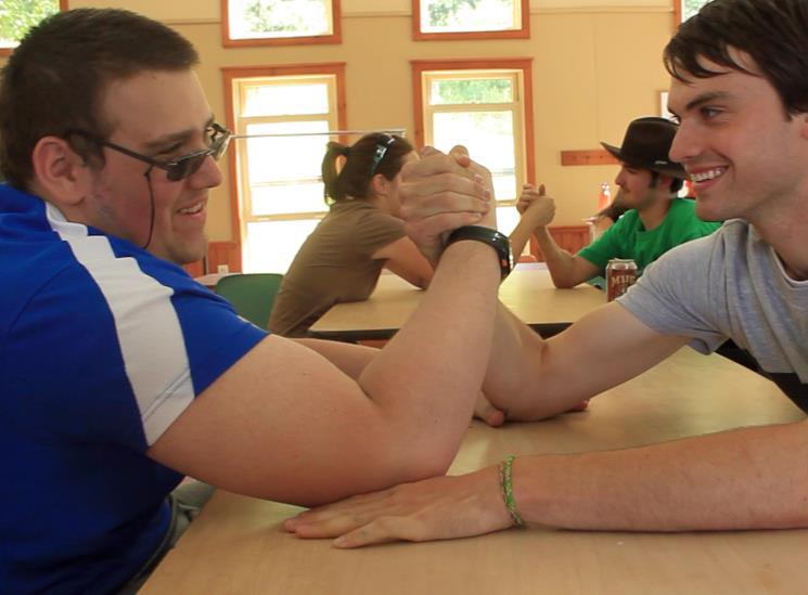 Devenir membre de l'Association de spina-bifida et d'hydrocéphalie c'est trouver du soutien et être en bonne compagnie